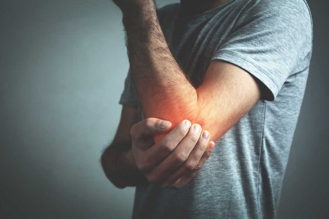 What is chronic pain? Elbow pain